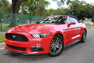 2016 Ford Mustang EcoBoost Premium in Miami, FL 33142