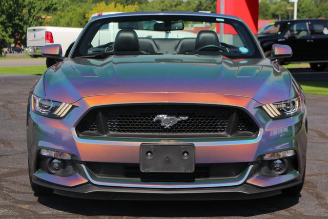 2016 Ford Mustang GT Premium- NAV- LOWERED WRAPPED MAVERICK EDITION! Mooresville , NC 16