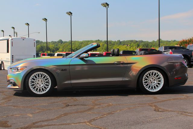 2016 Ford Mustang GT Premium- NAV- LOWERED WRAPPED MAVERICK EDITION! Mooresville , NC 15