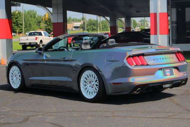 2016 Ford Mustang GT Premium- NAV- LOWERED WRAPPED MAVERICK EDITION! Mooresville , NC 26