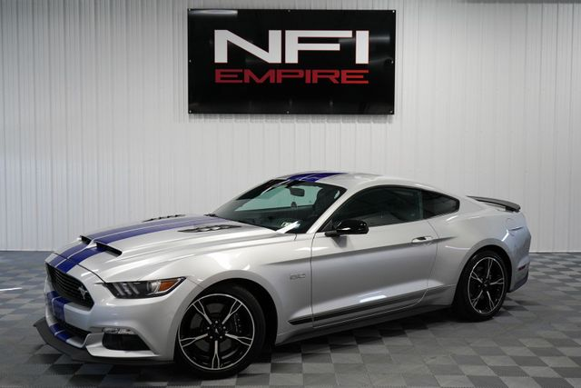 2016 Ford Mustang GT Premium Coupe 2D