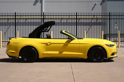 2016 Ford Mustang EcoBoost Premium*Auto*Only 87k* | Plano, TX | Carrick's Autos in Plano, TX