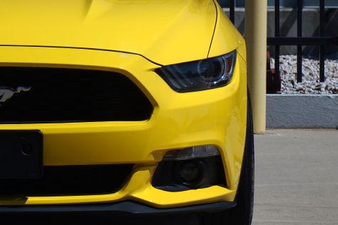 2016 Ford Mustang EcoBoost Premium*Auto*Only 87k*   Plano, TX   Carrick's Autos in Plano, TX
