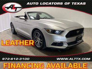 2016 Ford Mustang EcoBoost Premium in Plano, TX 75093