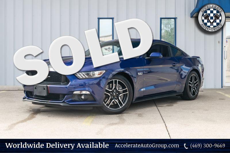 2016 Ford Mustang GT in Rowlett Texas