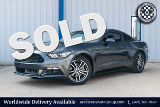 2016 Ford Mustang EcoBoost in Rowlett
