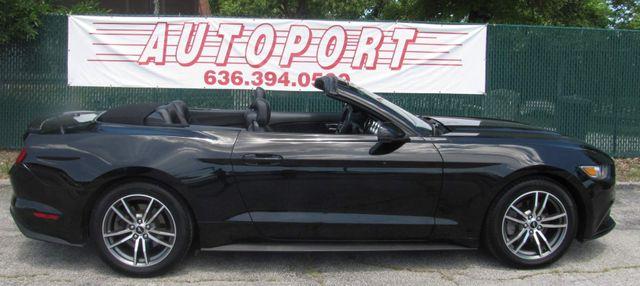 2016 Ford Mustang EcoBoost Premium St. Louis, Missouri 1
