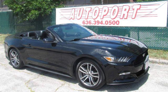 2016 Ford Mustang EcoBoost Premium St. Louis, Missouri 0