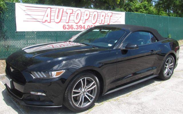 2016 Ford Mustang EcoBoost Premium St. Louis, Missouri 5