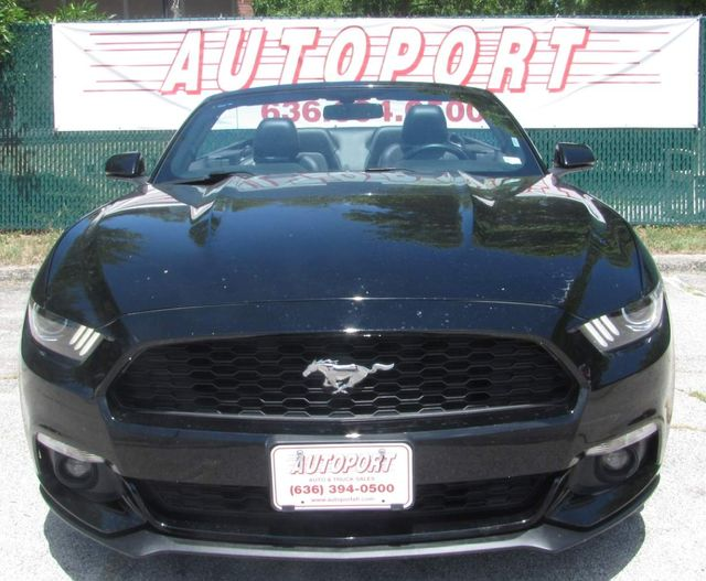 2016 Ford Mustang EcoBoost Premium St. Louis, Missouri 10