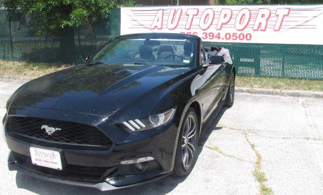 2016 Ford Mustang EcoBoost Premium St. Louis, Missouri 11