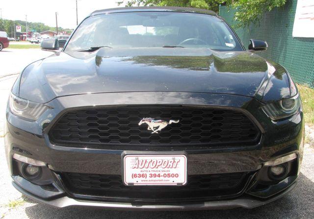 2016 Ford Mustang EcoBoost Premium St. Louis, Missouri 4