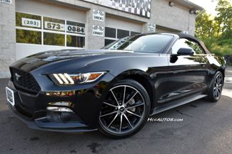 2016 Ford Mustang EcoBoost Premium Waterbury, Connecticut 32