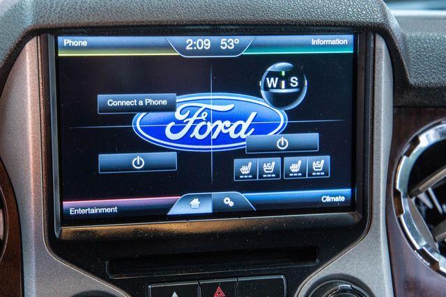2016 Ford Super Duty F-250 Lariat SRW 4x4 in Addison, Texas 75001