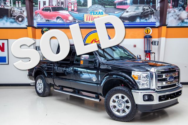 2016 Ford Super Duty F-250 Lariat SRW 4x4