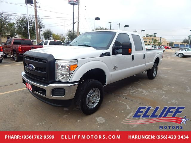 2016 Ford Super Duty F-250 Crew Cab XL 4x4 in Harlingen, TX 78550