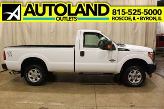 2016 Ford Super Duty F-250 diesel XL in Roscoe, IL 61073