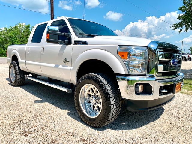 2016 Ford Super Duty F-250 Lariat Crew Cab FX4 4X4 6.7L Powerstroke Diesel Auto Forces