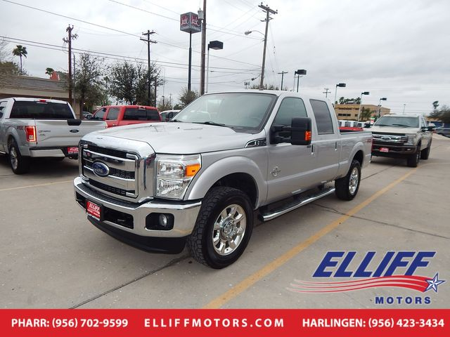 2016 Ford Super Duty F-250 LARIAT FX4