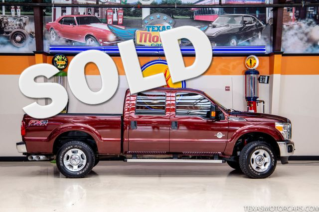 2016 Ford Super Duty F-250 Pickup XLT 4x4