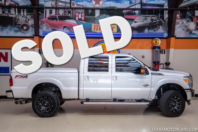2016 Ford Super Duty F-250 Pickup Lariat 4x4