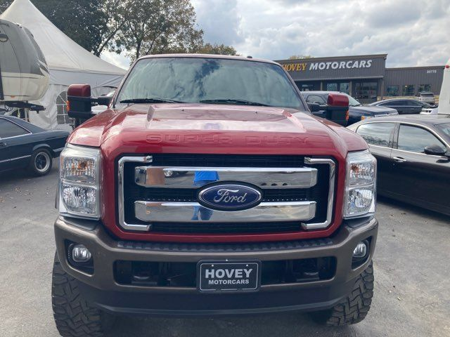 2016 Ford Super Duty F-250 Pickup King Ranch in Boerne, Texas 78006
