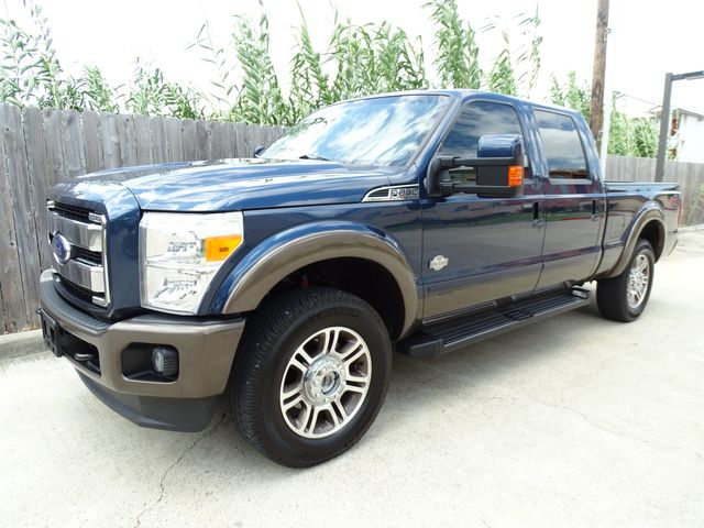 2016 Ford Super Duty F-250 Pickup King Ranch