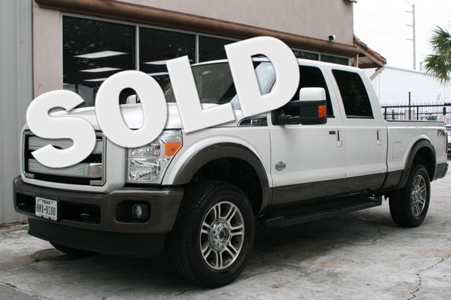 2016 Ford Super Duty F-250 Pickup KING RANCH Houston, Texas 0