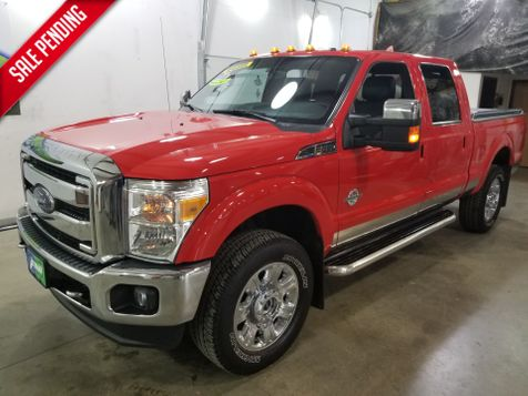 2016 Ford Super Duty F-250 Pickup Lariat 6.7L 4x4 in Dickinson, ND