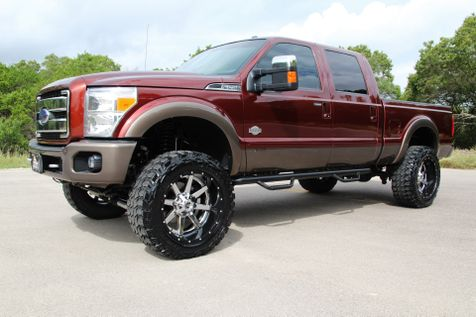 2016 Ford Super Duty F-250 Pickup King Ranch in Liberty Hill , TX