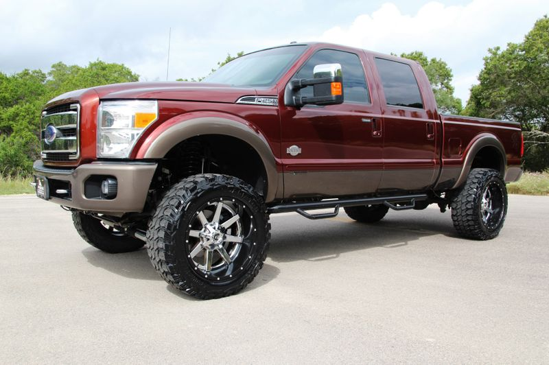 2016 Ford Super Duty F 250 Pickup King Ranch