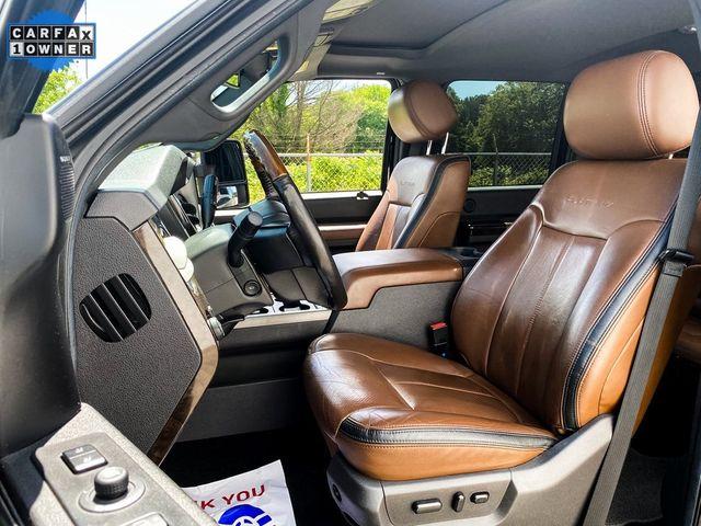 2016 Ford Super Duty F-250 Pickup Platinum Madison, NC 22