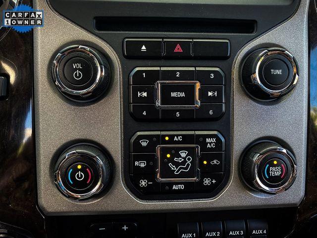 2016 Ford Super Duty F-250 Pickup Platinum Madison, NC 30
