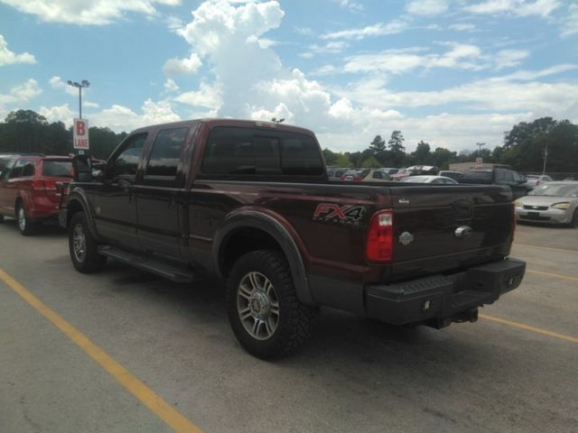 2016 Ford Super Duty F-250 Pickup King Ranch Madison, NC 3