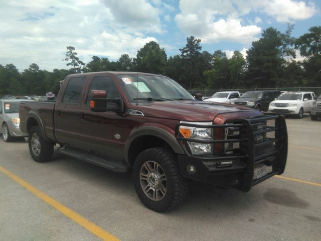 2016 Ford Super Duty F-250 Pickup King Ranch Madison, NC 5