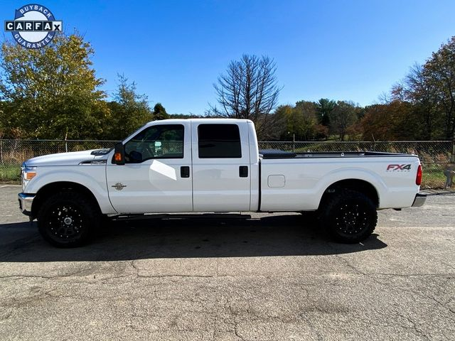 2016 Ford Super Duty F-250 Pickup XLT Madison, NC 4