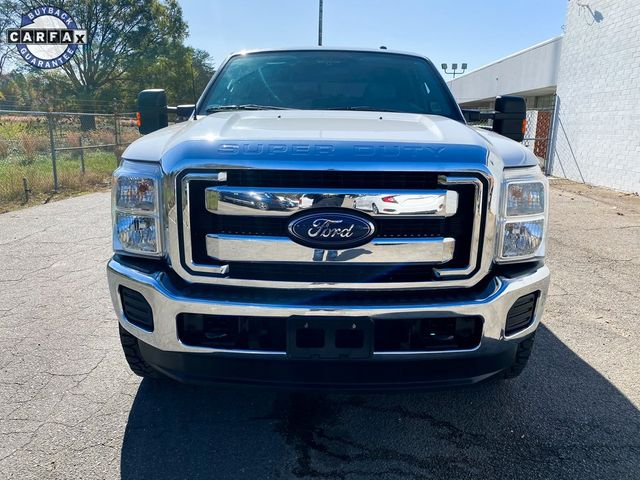 2016 Ford Super Duty F-250 Pickup XLT Madison, NC 6