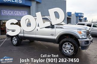 2016 Ford Super Duty F-250 Pickup Lariat | Memphis, TN | Mt Moriah Truck Center in Memphis TN