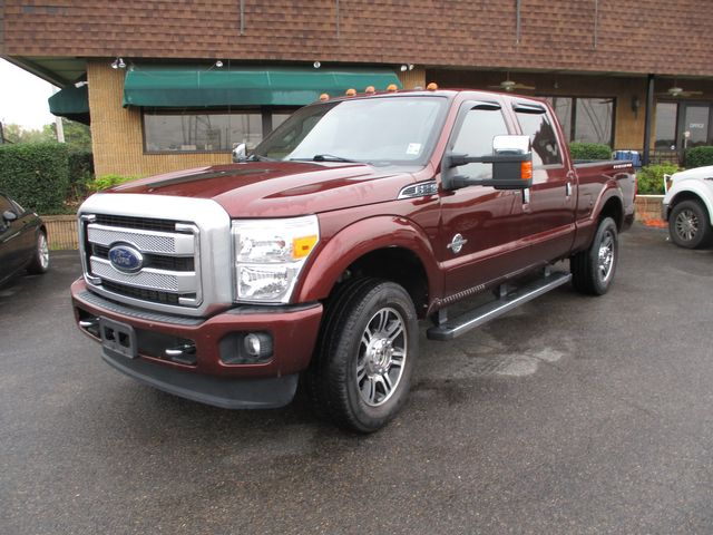 2016 Ford Super Duty F-250 Pickup Platinum