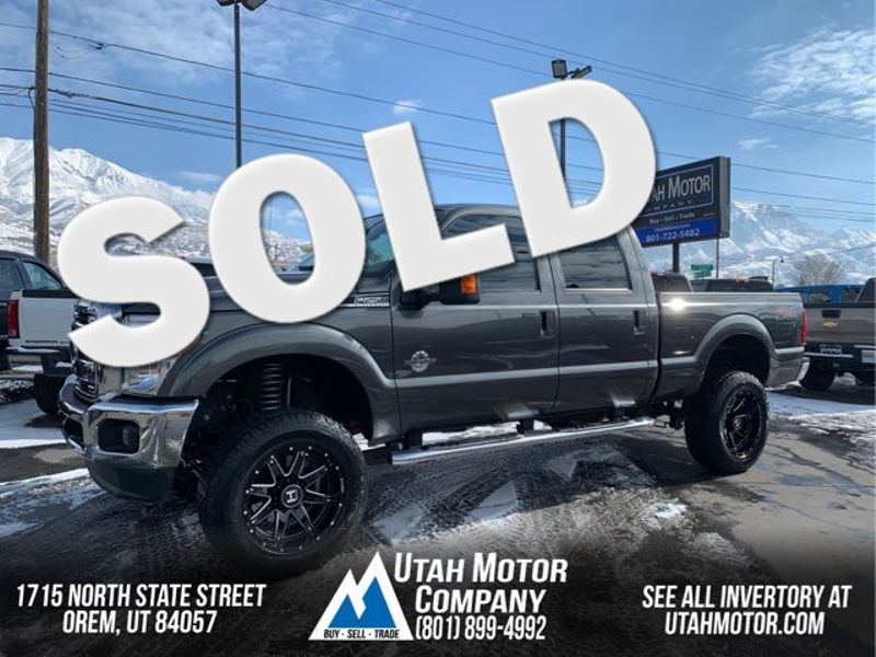 2016 Ford Super Duty F-250 Pickup XLT | Orem, Utah | Utah Motor Company in Orem Utah