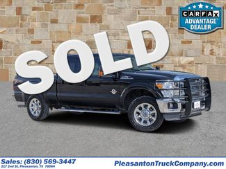 2016 Ford Super Duty F-250 Pickup Lariat | Pleasanton, TX | Pleasanton Truck Company in Pleasanton TX