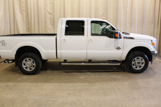 2016 Ford Super Duty F-250 Diesel 4x4 Lariat in Roscoe IL, 61073
