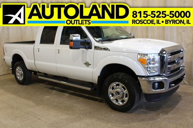 2016 Ford Super Duty F-250 Diesel 4x4 Lariat