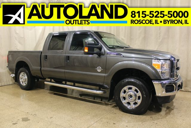 2016 Ford Super Duty F-250 Diesel 4x4 XLT