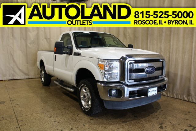 2016 Ford Super Duty F-250 4x4 long bed XLT