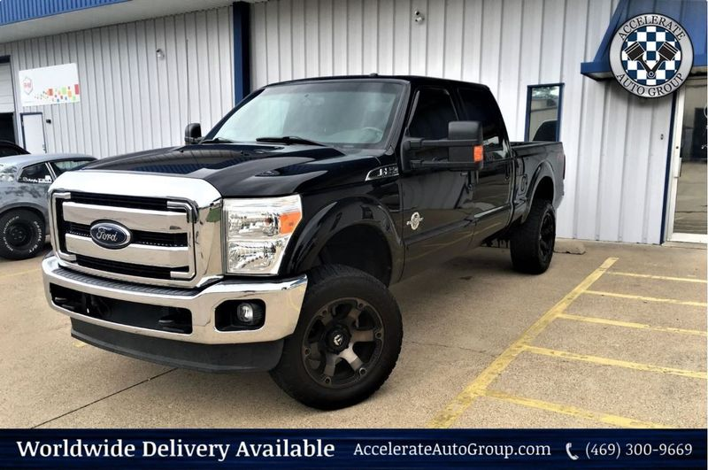 2016 Ford F-250 SUPER DUTY  LARIAT in Rowlett Texas