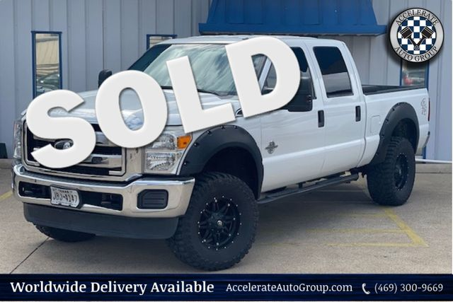 2016 Ford F-250 SUPER DUTY XLT 6.7L DIESEL 4X4 TASTEFUL UPGRADES NICE TRUCK! in Rowlett