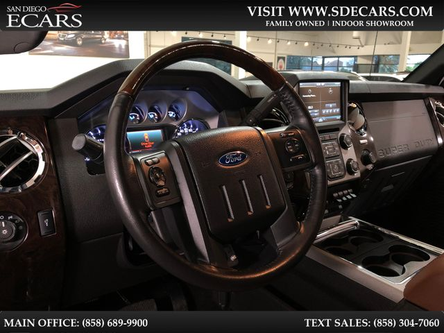 2016 Ford Super Duty F-250 Pickup Platinum in San Diego, CA 92126