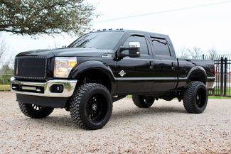2016 Ford Super Duty F-250 Lariat Crew Cab 4x4 6.7L Powerstroke Diesel Auto LIFTED Sealy, Texas 5