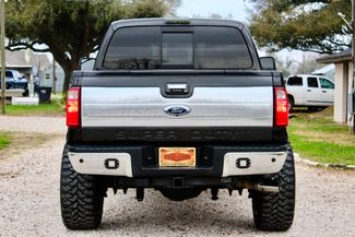2016 Ford Super Duty F-250 Lariat Crew Cab 4x4 6.7L Powerstroke Diesel Auto LIFTED Sealy, Texas 9